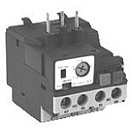 RHS6-E - 2 Pole Single Phase Thermal Overload Relay - 1.4 - 2.1 Amp Range